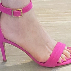 Victoria's Secret Sexy Ladies Pink Heels